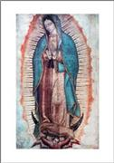2' x 3' Our Lady of Guadalupe Canvas Image