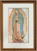 Our Lady of Guadalupe Framed Image