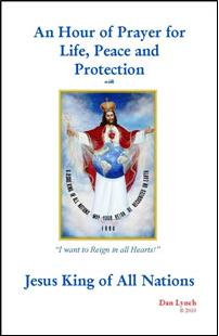 An Hour of Prayer for Life, Peace and Protection with Jesus King of All Nations