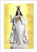 2' x 3' Our Lady of America Canvas Image